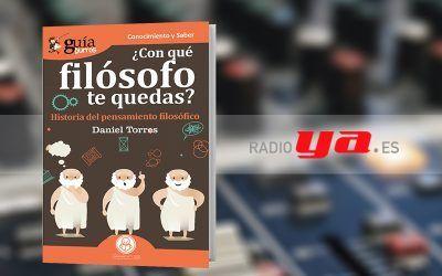 Daniel Torres habla sobre su libro de filosofía en 'Colaborum'
